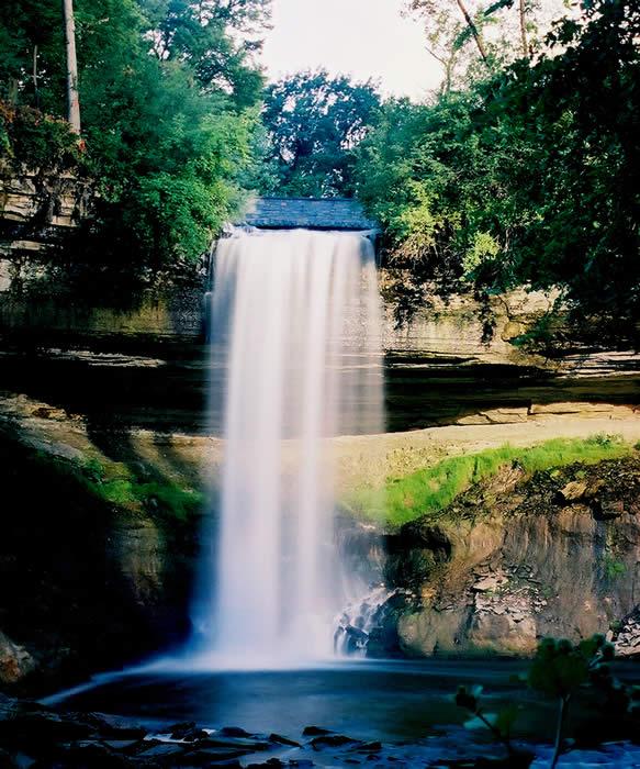 Minnehaha Falls and Glen Restoration | MCWD: Minnehaha ...