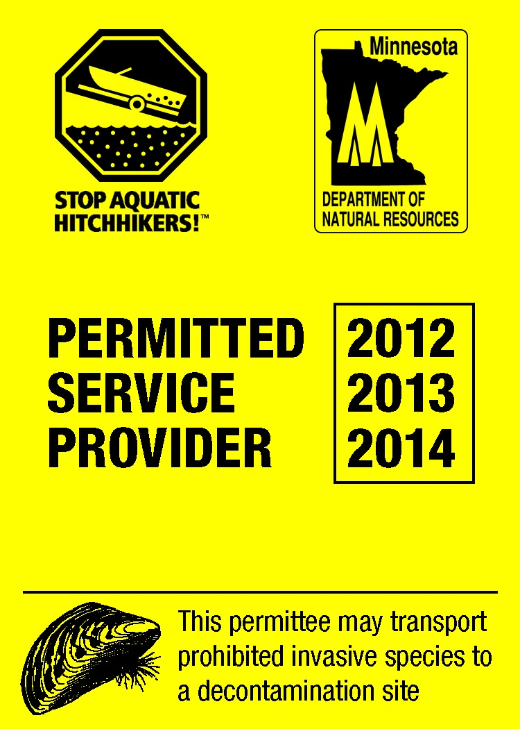 Permit for transporting AIS