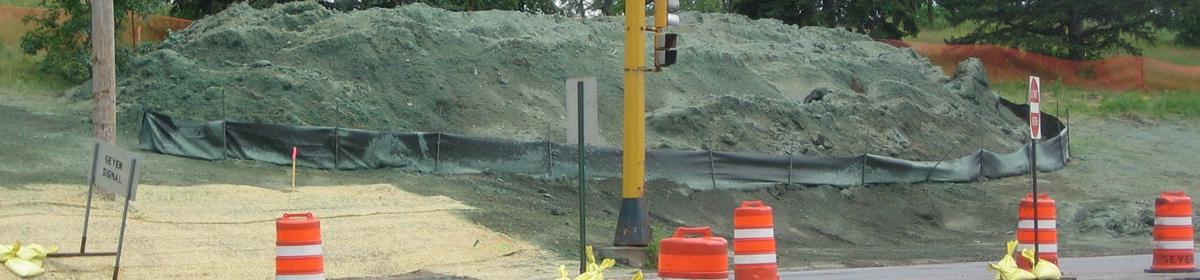 Proper Temporary Erosion and Sediment Control