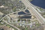 Aerial of Long Lake Creek Corridor