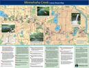 Minnehaha Creek canoe map inside