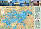 Lake Minnetonka map inside