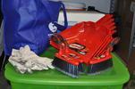 Stormdrain cleanup kit