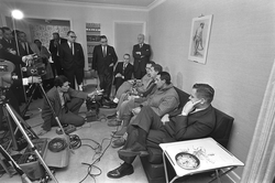 1966 Flood Meeting, Minnesota Historical Society