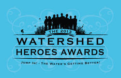 Watershed Heroes Awards Invite